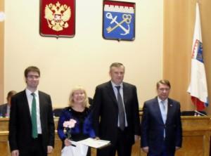 В области определены победители конкурса Премия правительства Ленинградской области по качеству. ДДЮТ снова стал победителем!