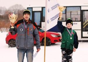 Цветаев Николай и Замолдынов Андрей